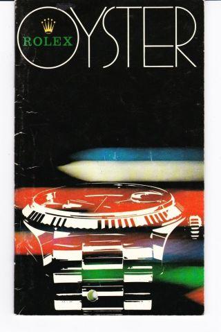 Rolex Katalog Und Preisliste Aus 1994 Nostalgischer Traum Pur Bild