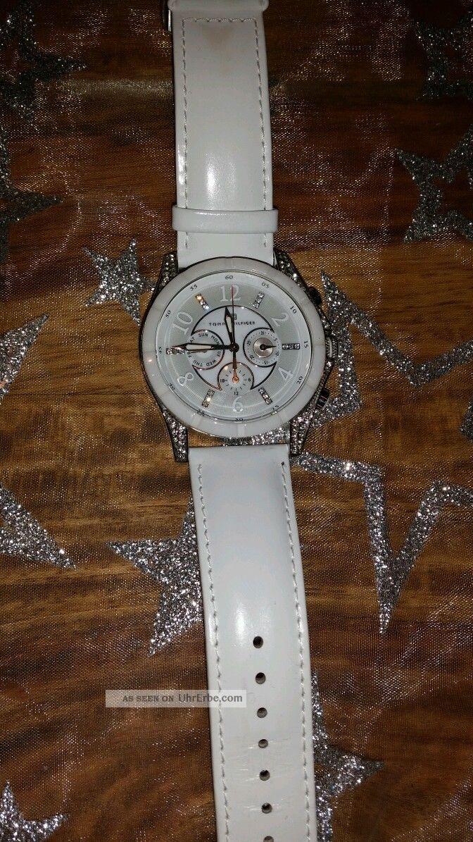 Tommy Hilfiger Uhr. Armbanduhren Bild