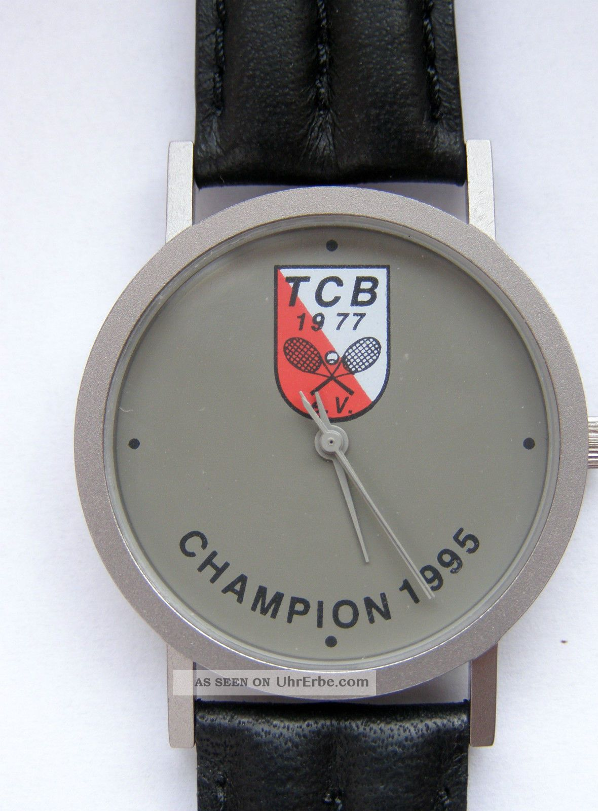 Ehren - Armbanduhr Des Tennis - Club Burgholzhausen 1977 E.  V.  (friedrichsdorf/ts. ) Armbanduhren Bild