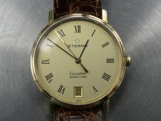 Eterna Executive Swiss Made Bild