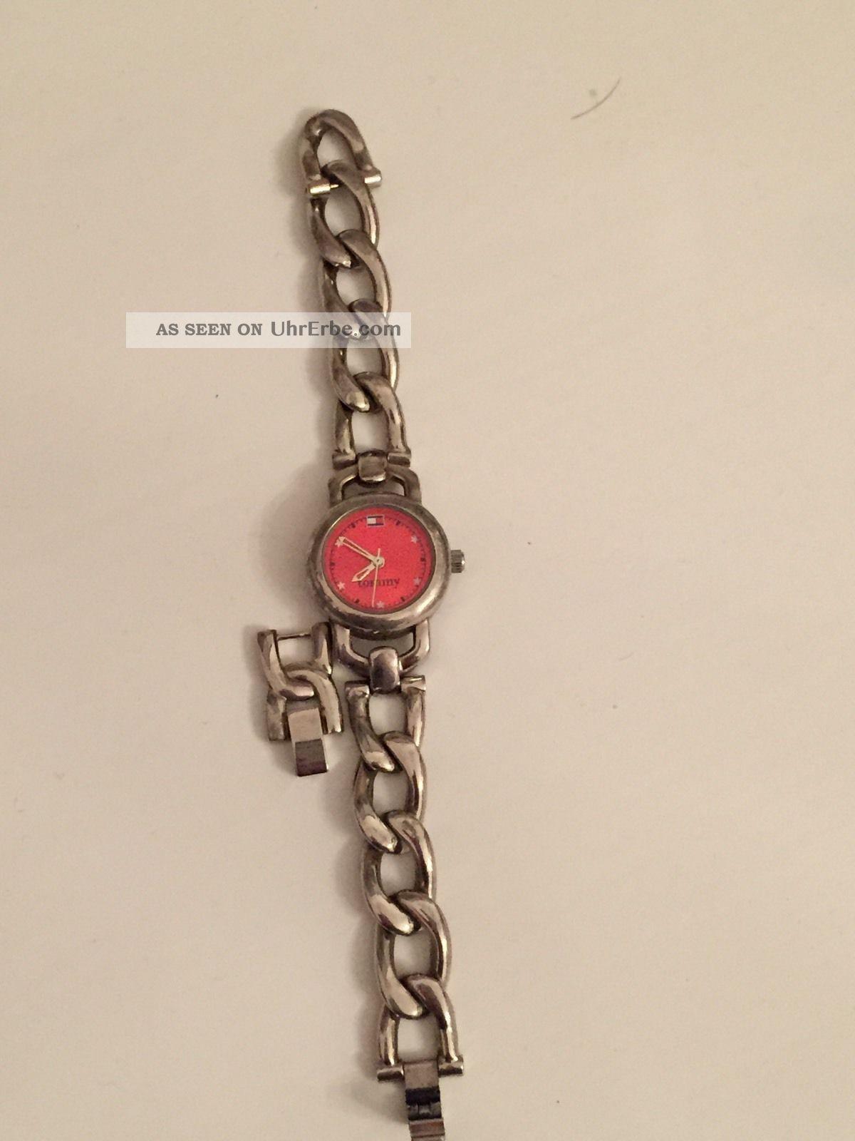 Tommy Hilfiger Uhr Damenuhr Armbanduhren Bild