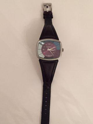 Diesel Uhr Damenuhr Vintage Bild