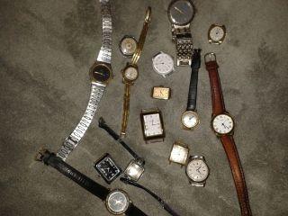 Vintage Uhren Konvolut Dugena Aristo Anker Osco Bild