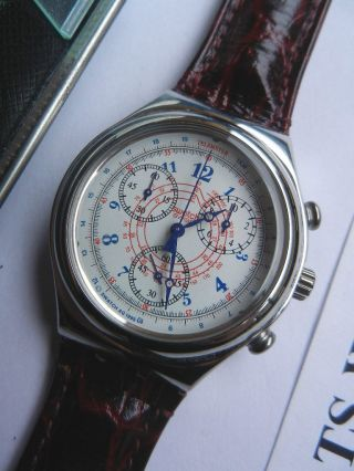 Swatch,  Irony Chrono,  Ycs103 Richesse Interieure,  Neu/new Bild