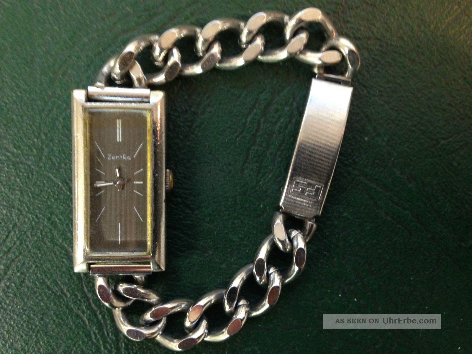 Zentra Damenuhr - Vintage Armbanduhren Bild