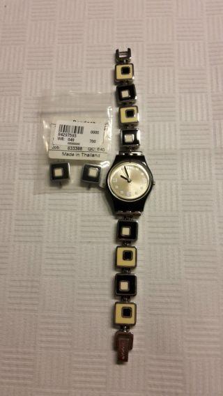 Damen Uhr Swatch Bild