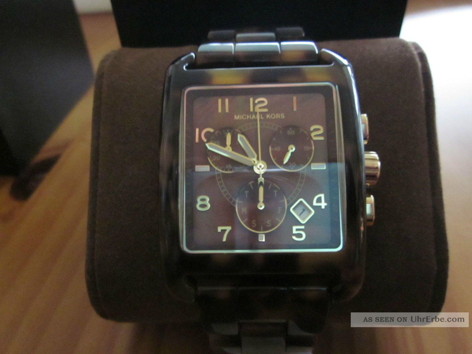 Michael Kors Armbanduhr Für Damen Armbanduhren Bild