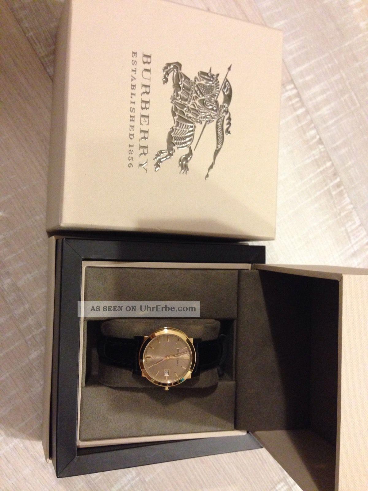 Burberry Damenuhr Armbanduhren Bild