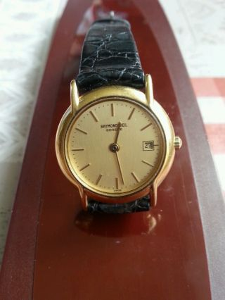 Raymond Weil Geneve Armbanduhr Damen Bild