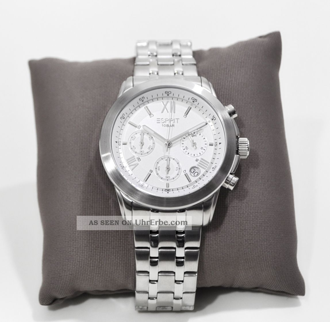 esprit es900751003 chronograph armbanduhr watch chrono
