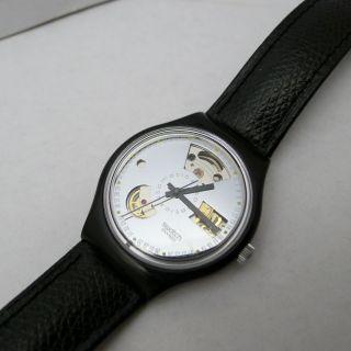 Swatch Automatic Sammleruhr 90 Er Jahre Bild