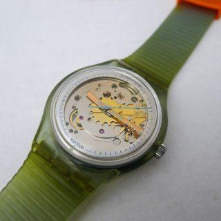 Swatch Automatic Sammleruhr Von 1991 Bild