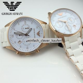 Armani Ar5920 Damenuhr Uhr Armbanduhr Bild