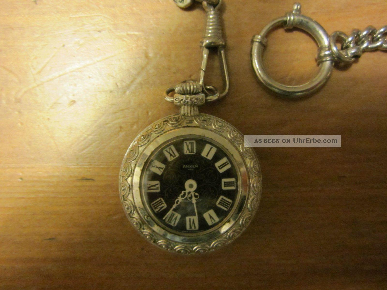 Taschenuhr Armbanduhren Bild