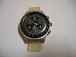 Swatch Swiss Irony Armbanduhr Nur 1 Tag Bild