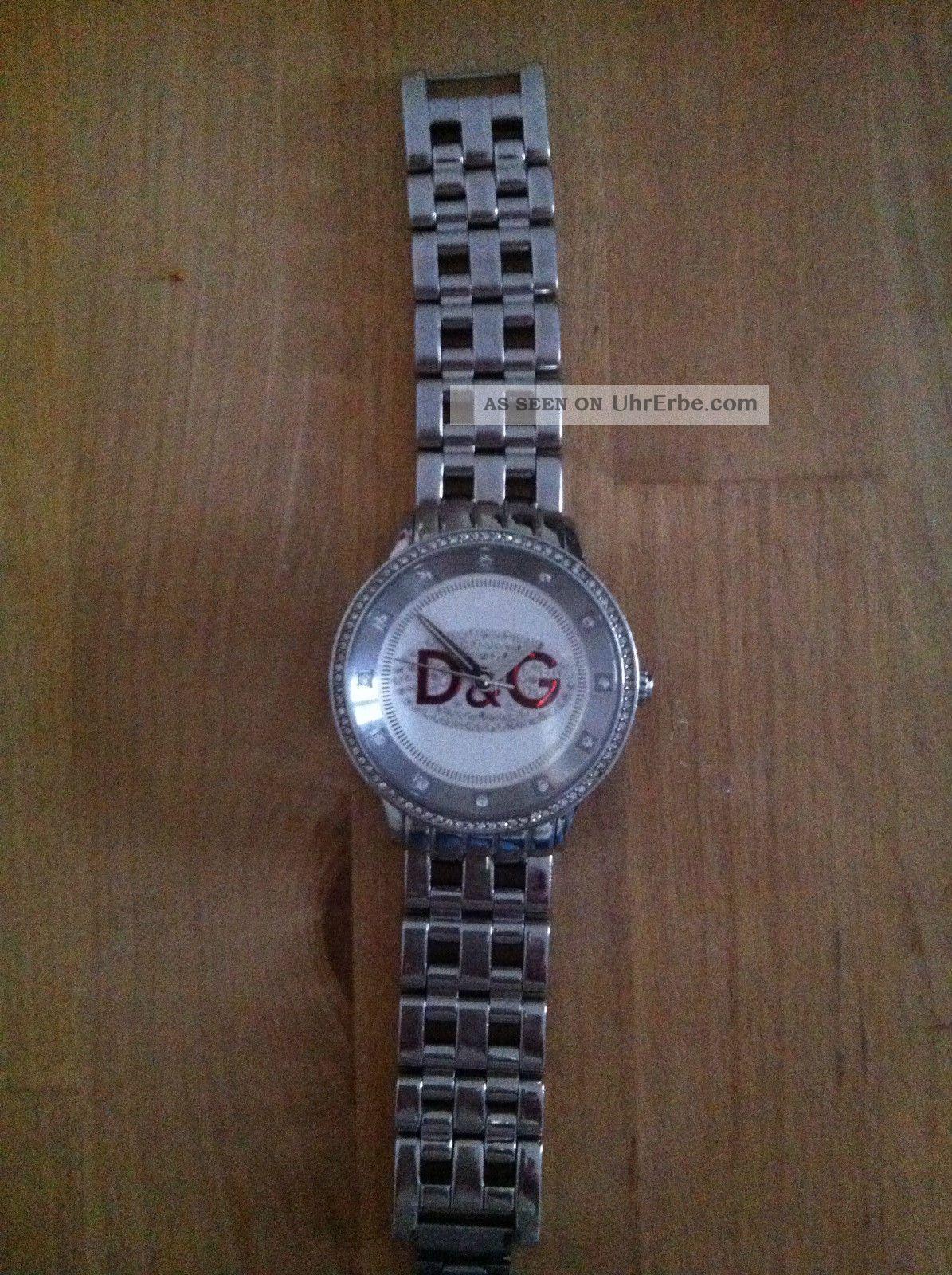 D&g Armbanduhr Dw0144 Armbanduhren Bild