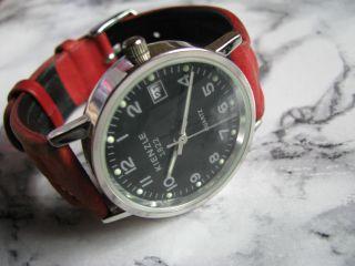 Kienzle1822 Armbanduhr Quarzwerk Und Datumsanzeige Duchmesser 34mm Bild