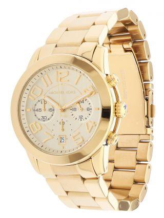 Michael Kors Damen Armbanduhr Gold Mk5726 Bild