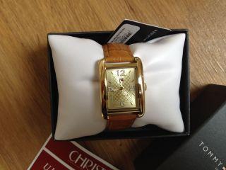 Tommy Hilfiger Armband - Uhr Emmie Gold / Camel / Braun Bild