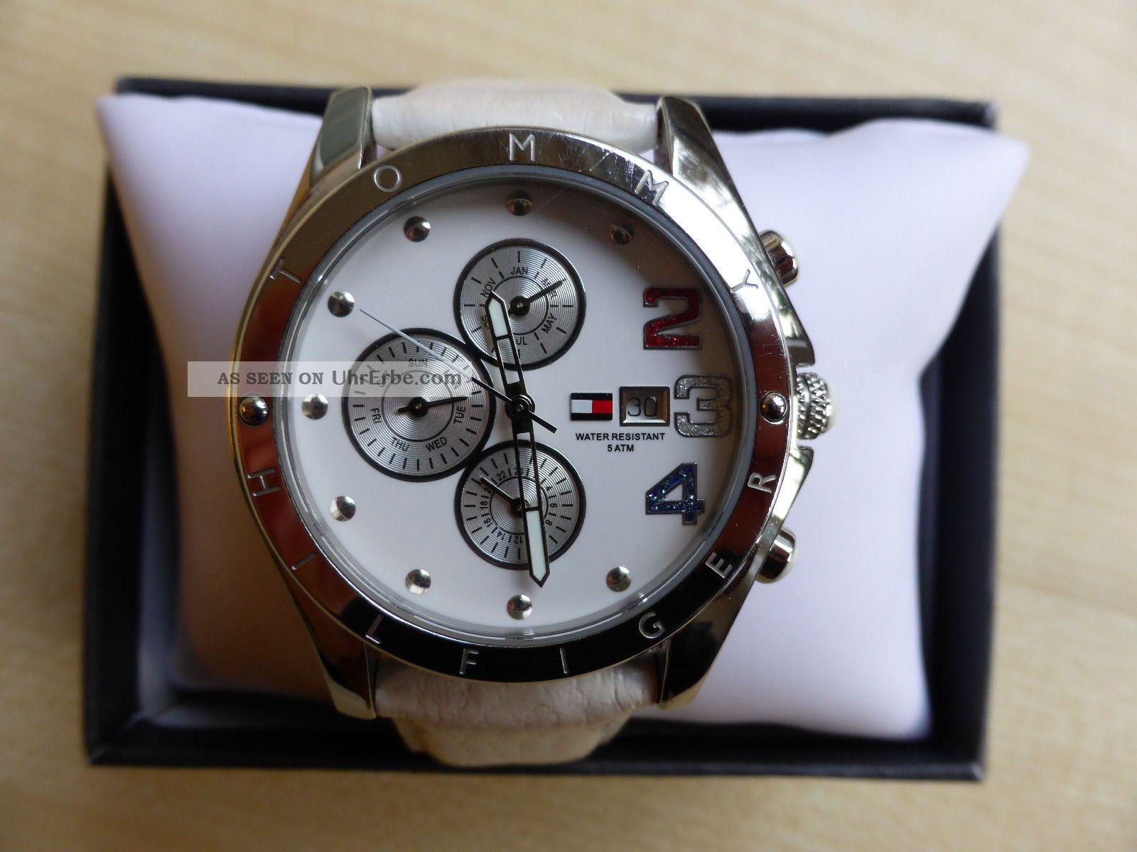 Tommy Hilfiger Sport Luxury Moab Armbanduhr Für Damen (1780931)