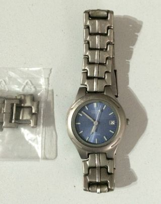 Citizen Watch Damenuhr Titanium Bild