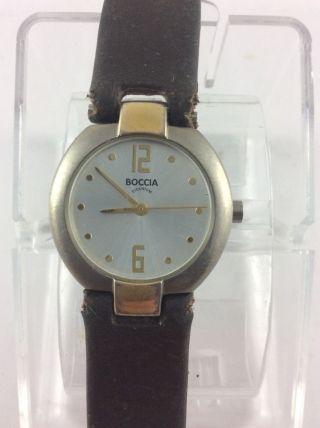 Boccia Titan Uhr Für Damen Bild