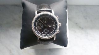 Dkny Armbanduhr Damenuhr Ny - 8365 Strass Silber Bild