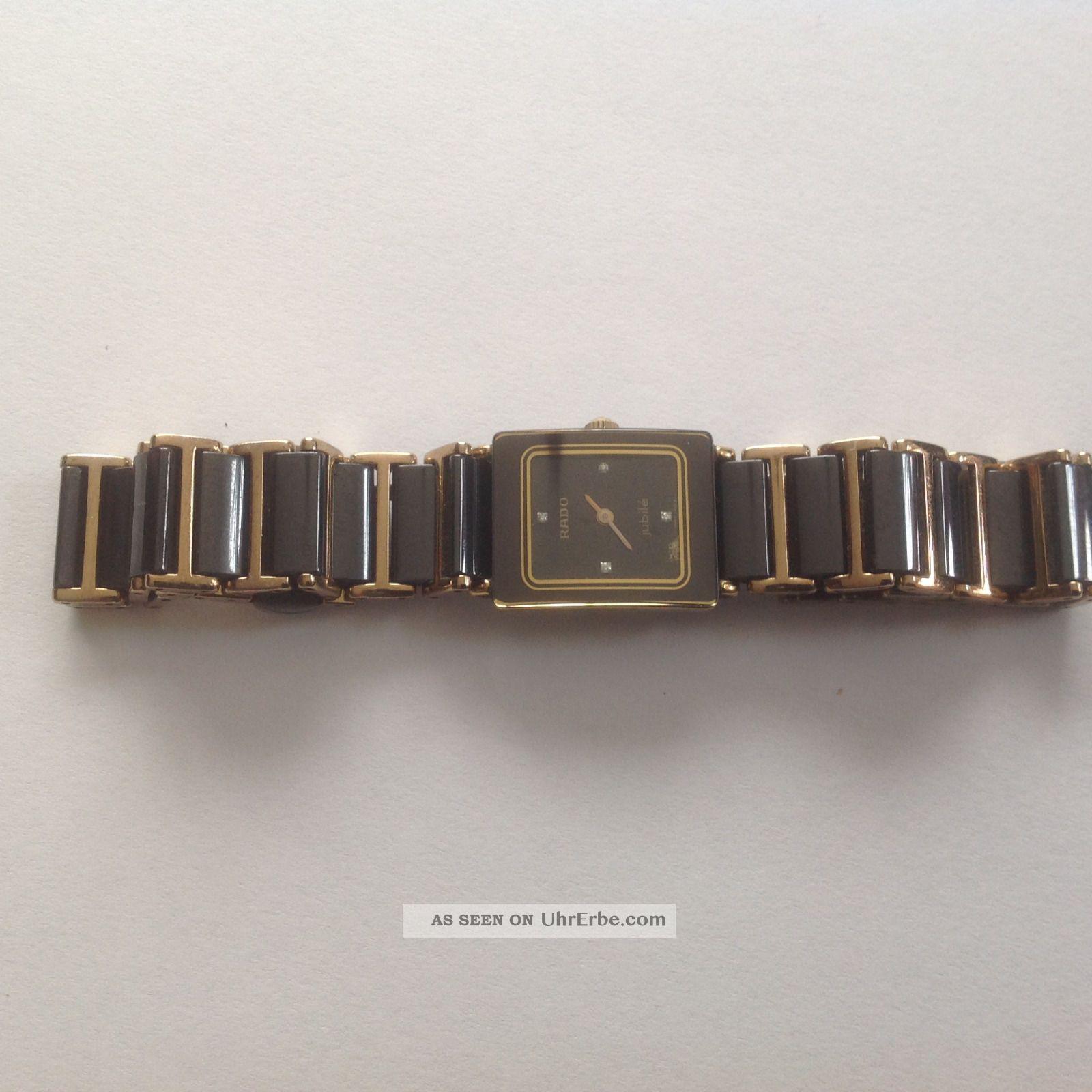 Rado Jubile Damenuhr Armbanduhren Bild
