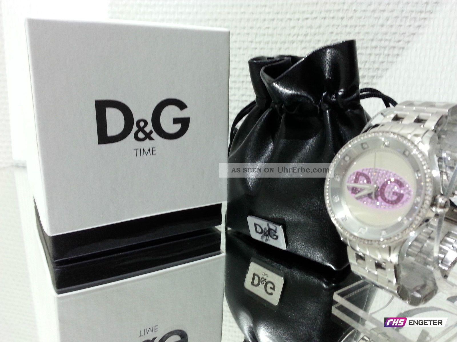 d g dolce gabbana prime time armband uhr dw0848 pink. Black Bedroom Furniture Sets. Home Design Ideas