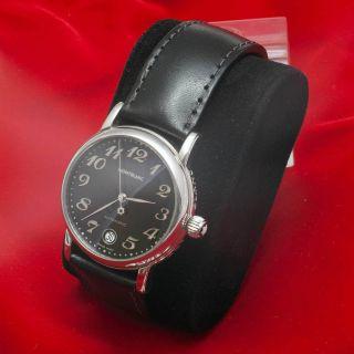 Montblanc Meisterstück Automatic Herren Damen Uhr Watch 36mm Bild