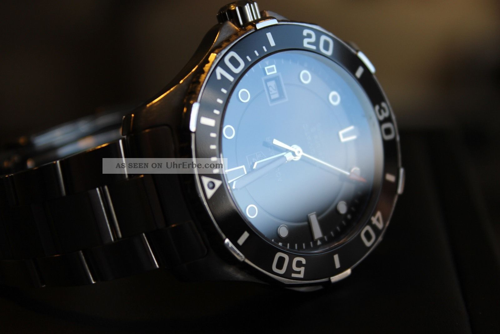 Tag Heuer Aquaracer 300m Wan2110.  Ba0822 Uhr Armbanduhr Armbanduhren Bild