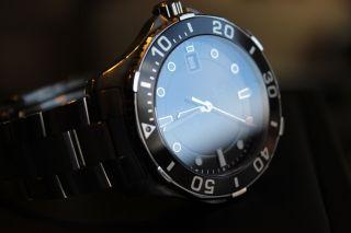 Tag Heuer Aquaracer 300m Wan2110.  Ba0822 Uhr Armbanduhr Bild