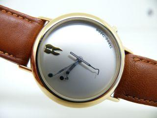 Taboo Taboo Zahnarzt Unisex Armbanduhr J.  C.  Mareschal (akteo) Bild