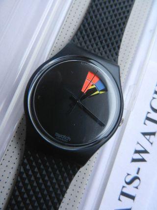 Swatch,  Gent,  Gb715 Color Window,  Neu/new Bild