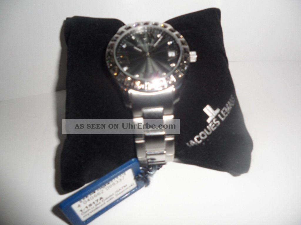Jacques Lemans La Passion Rome Armbanduhr Für Damen (1 - 1517a) Armbanduhren Bild