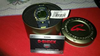 Casio G - Shock Damenuhr Bild