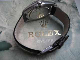 Rolex Oysterdate Precision - 6694 - Black 1984 Incl.  Box Bild
