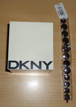 Dkny Damenuhr Ny8866 Silber Damen Uhr Bild