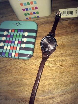 Fossil Uhr Es3200 Bild