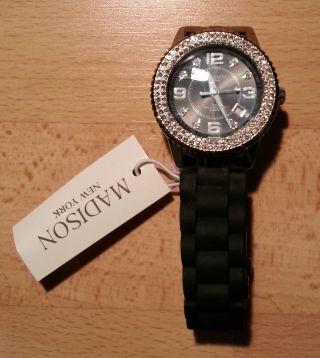 ac8b251474 Madison New York Uhren