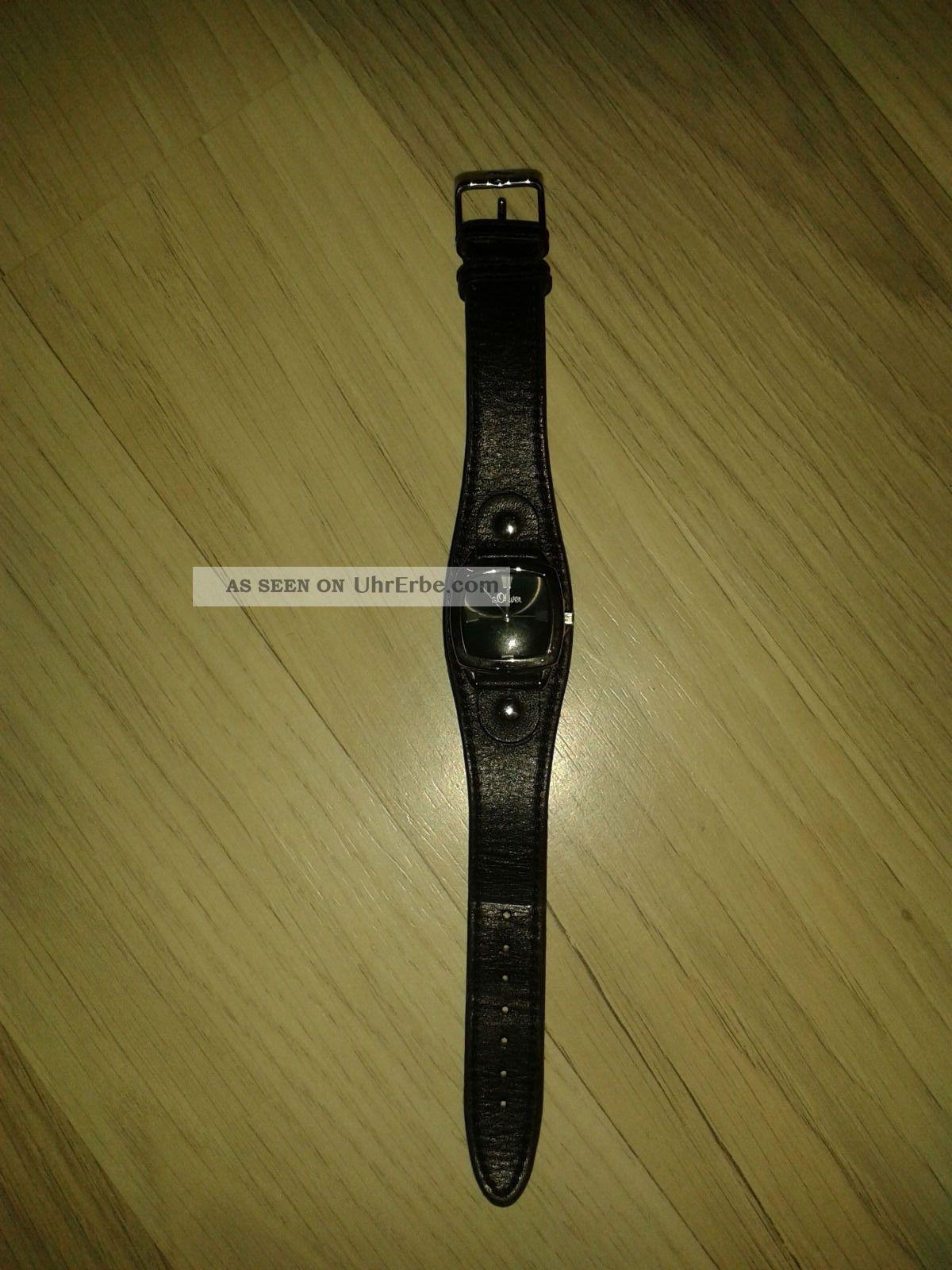 Damenuhr Von S.  Oliver Armbanduhren Bild