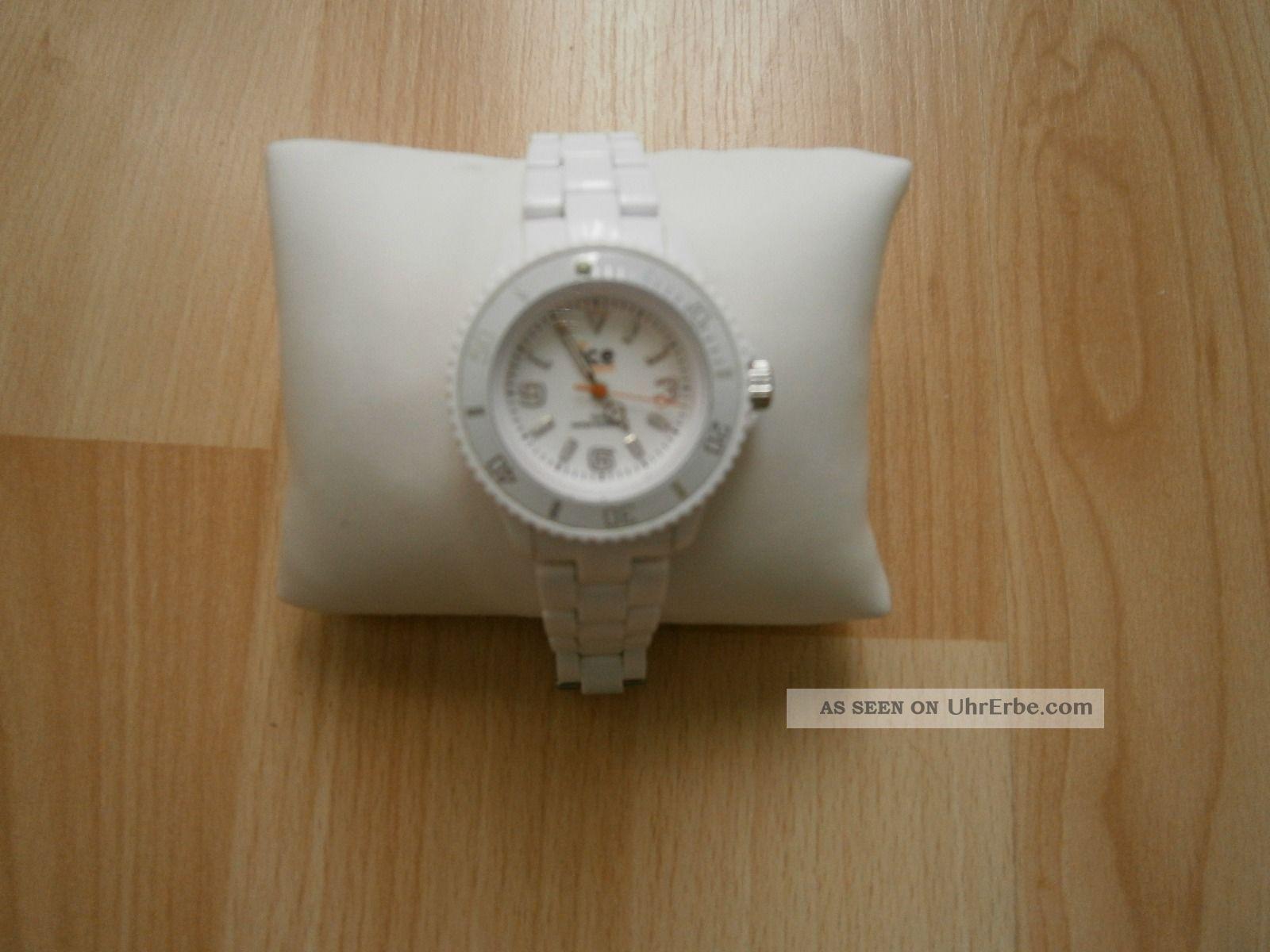 Ice Watch Small Armbanduhr Weiß Armbanduhren Bild