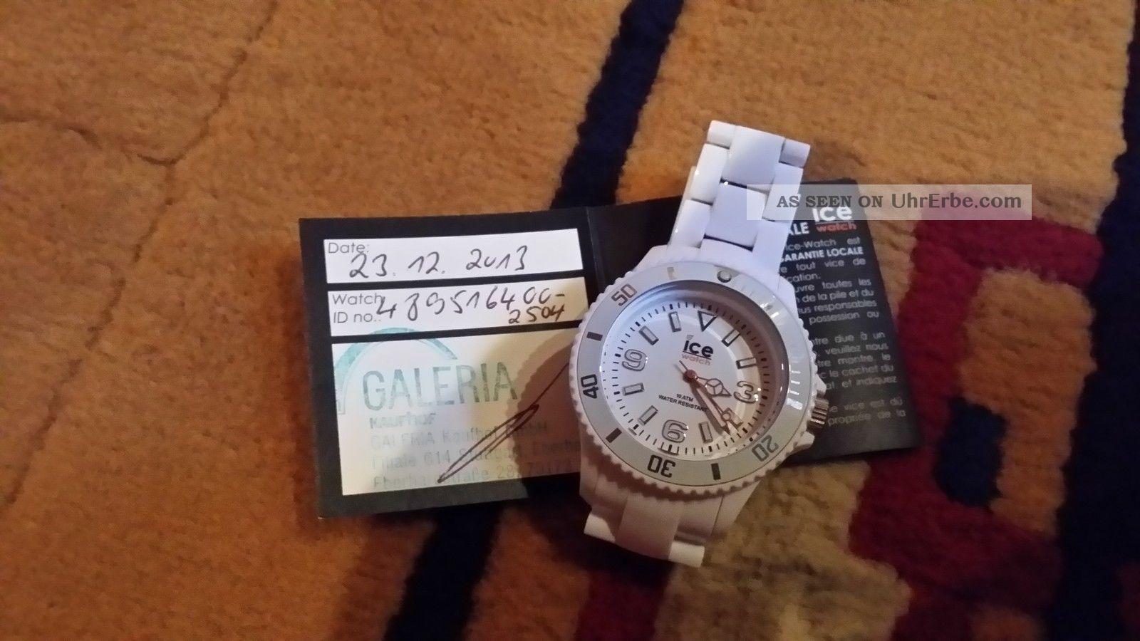 Weise Damen Uhr Ice Watch Armbanduhren Bild