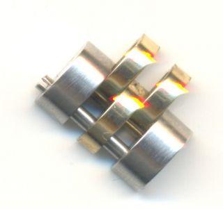 Glied Für Rolex Jubileband Stahl/gold 750 Lady Date,  Datejust,  10mm, Bild