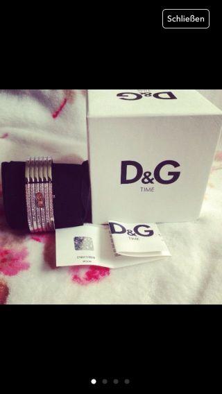 Dolce & Gabbana Damen Uhr D&g Silber Bild