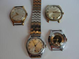 4 Kienzle Handaufzug Für Den Uhrmacher Bild