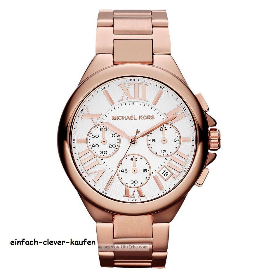 Michael Kors Mk5757 Damenuhr Uhr Armbanduhr Armbanduhren Bild