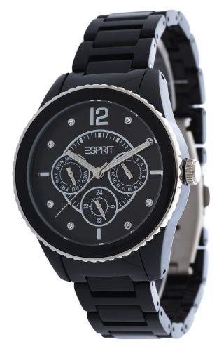 Esprit Damen Armbanduhr Marin Spark Black Es105102001 Bild