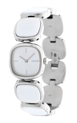 Esprit Damen Armbanduhr Slide White Es104662002 Bild