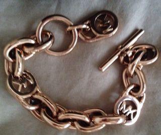 Michael Kors Armband Rosegold Bild